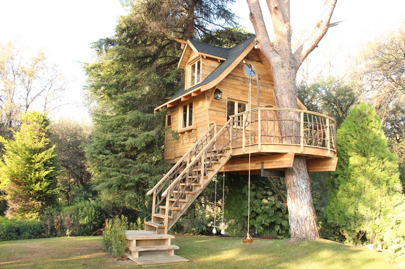 Palau Treehouse